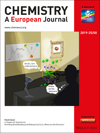 Cover Profile: Revisiting Bond Breaking and Making in EuCo2P2