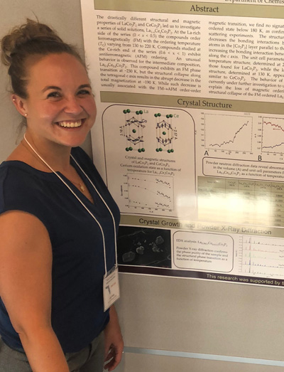 FSU student awarded prestigious fellowship from U.S. Department of Energy