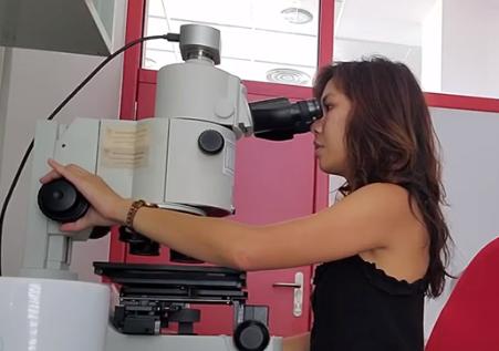 Gradworld FSU Highlights the Ph.D. Work of Chemistry Graduate Student Pamela Knoll